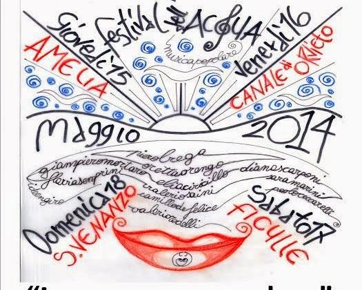 Amelia, Orvieto, Ficulle e San Venanzo: Festival dell'Acqua