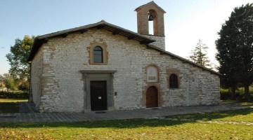 chiesa della Vittorina Gubbio