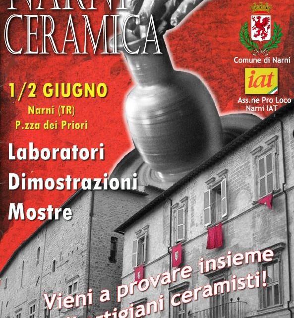 narni ceramica 2014