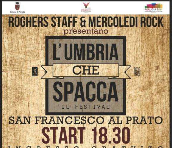 L'Umbria che Spacca