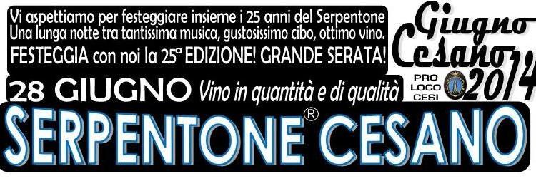 Serpentone