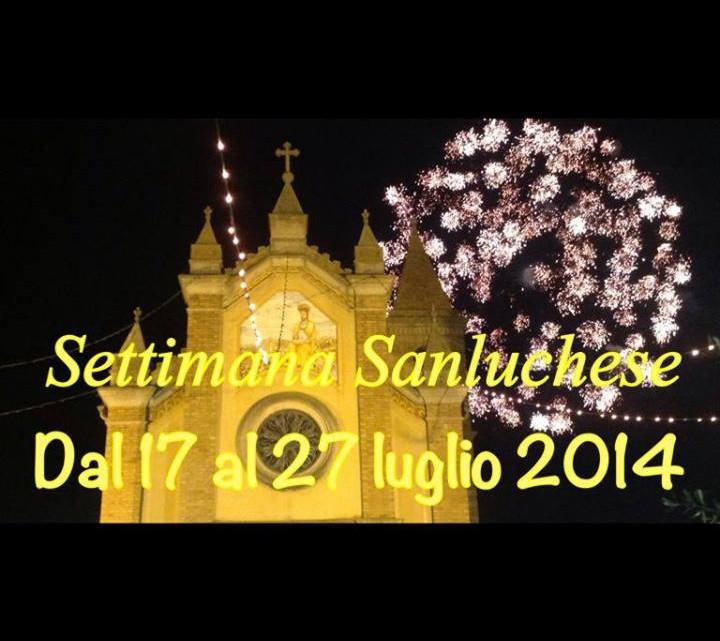 Settimana Sanluchese
