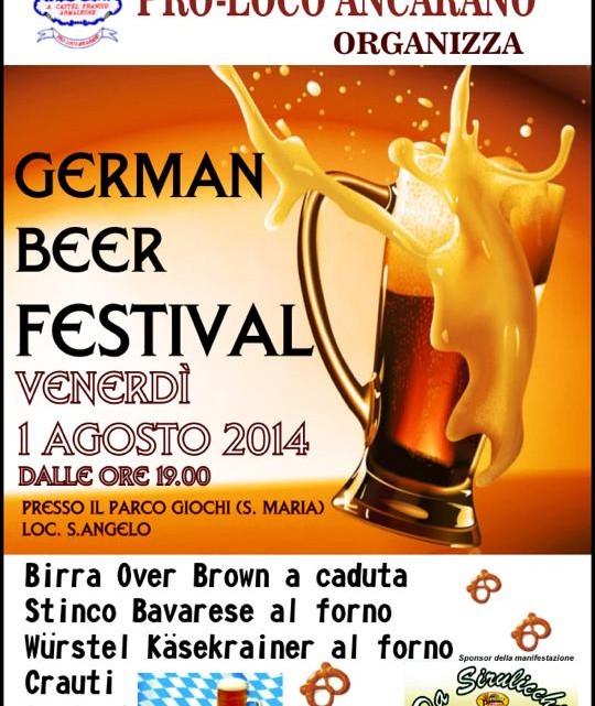 German beer festival