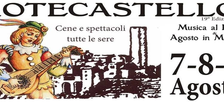 Musica al Borgo & Agosto in Medioevo