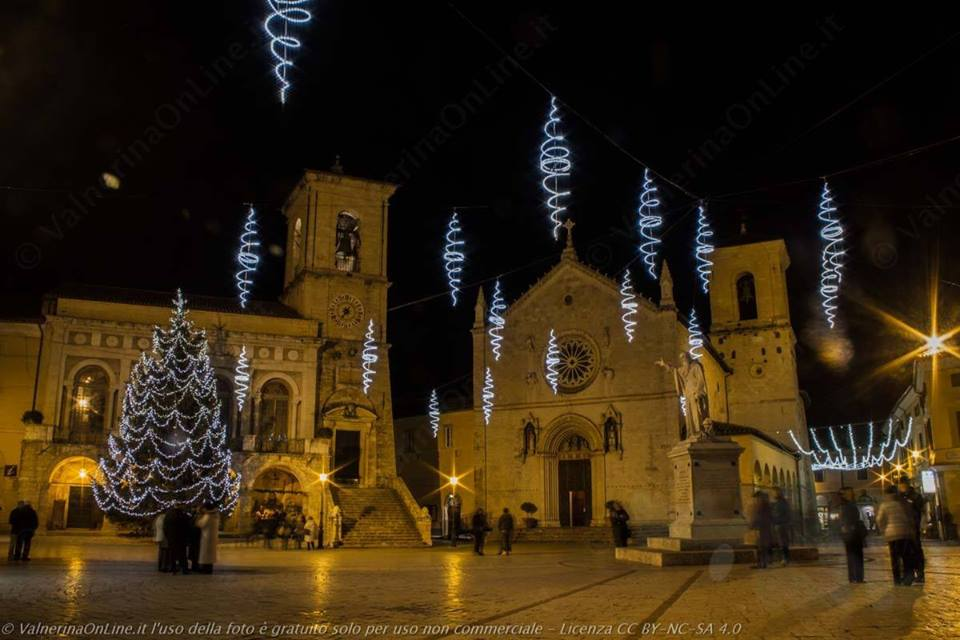 natale a norcia