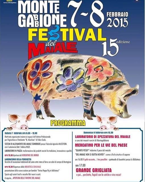 festival del maiale