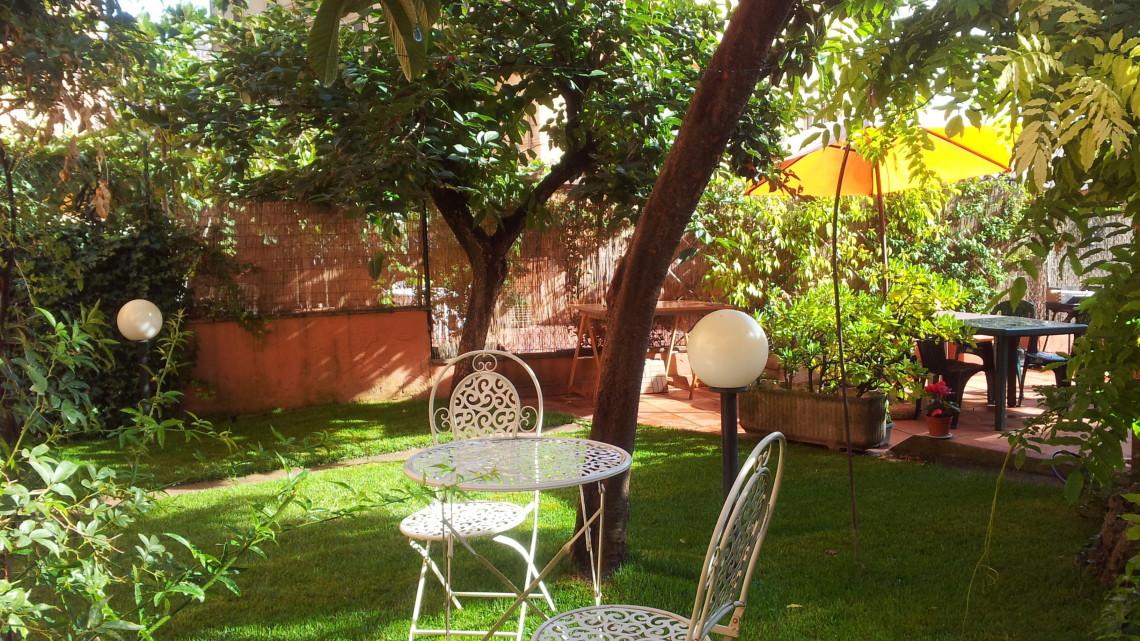 giardino bellissimo