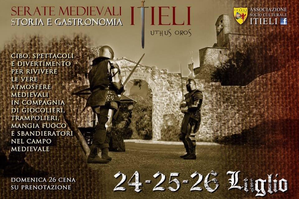 notti medievali