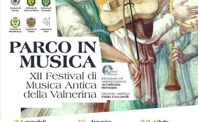 parco in musica