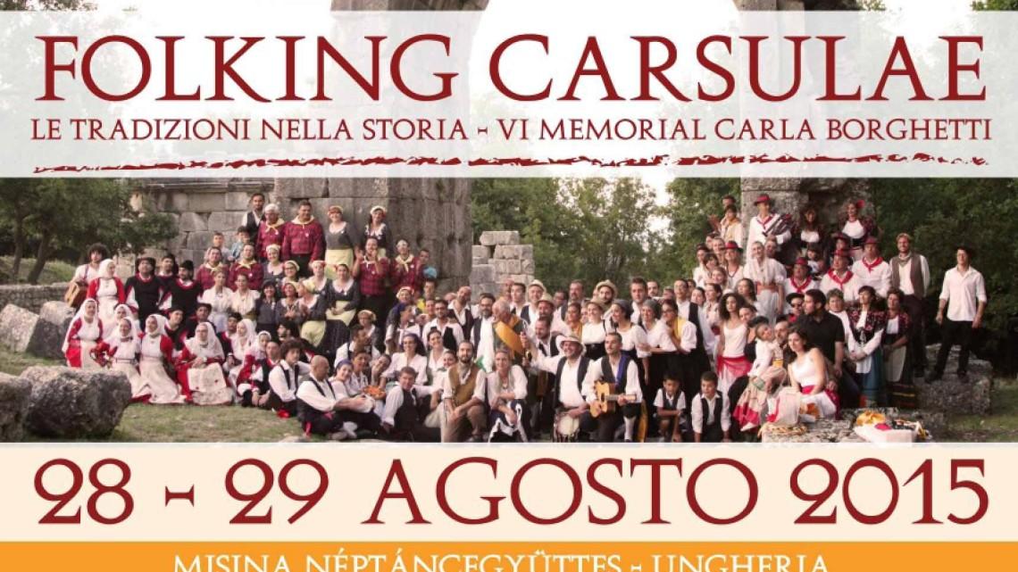 folking carsulae