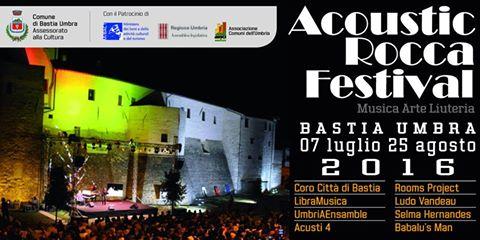 acoustic rocca festival